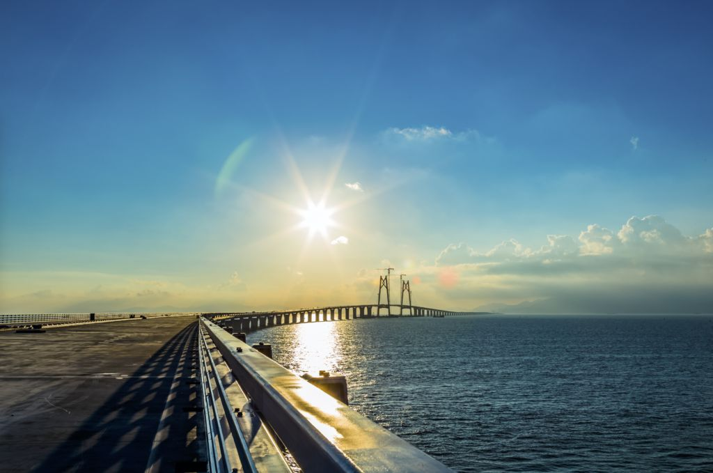 HZMB Hong Kong Zhuhai Macau Bridge