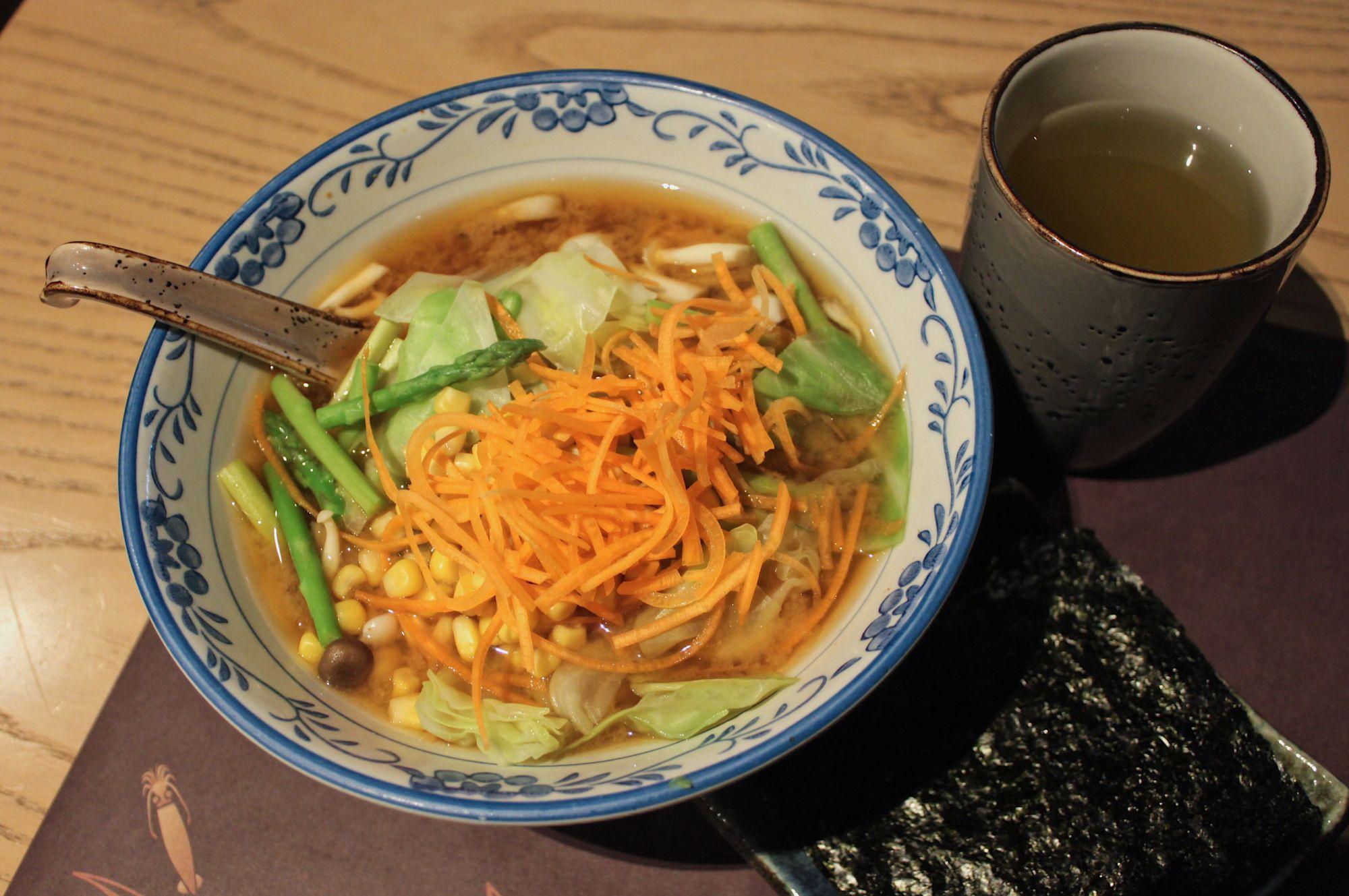 mian_vegetarian ramen_studio city_best ramen spots Taipa Macau