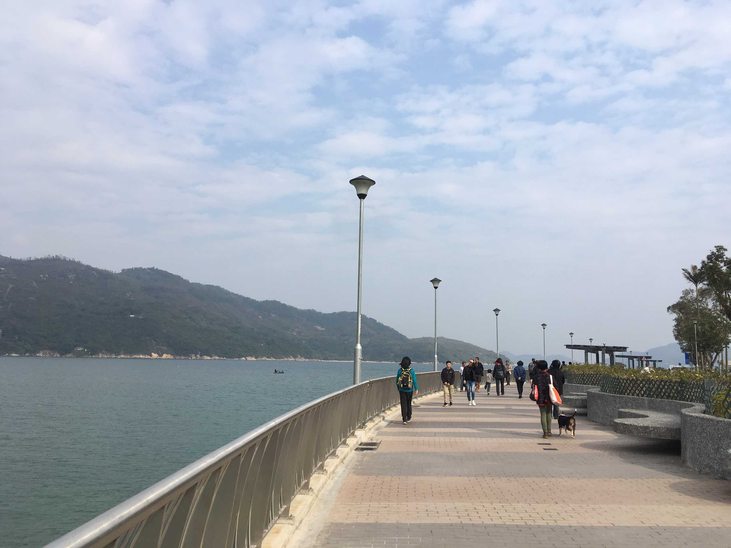 Olympic Trail Hong Kong