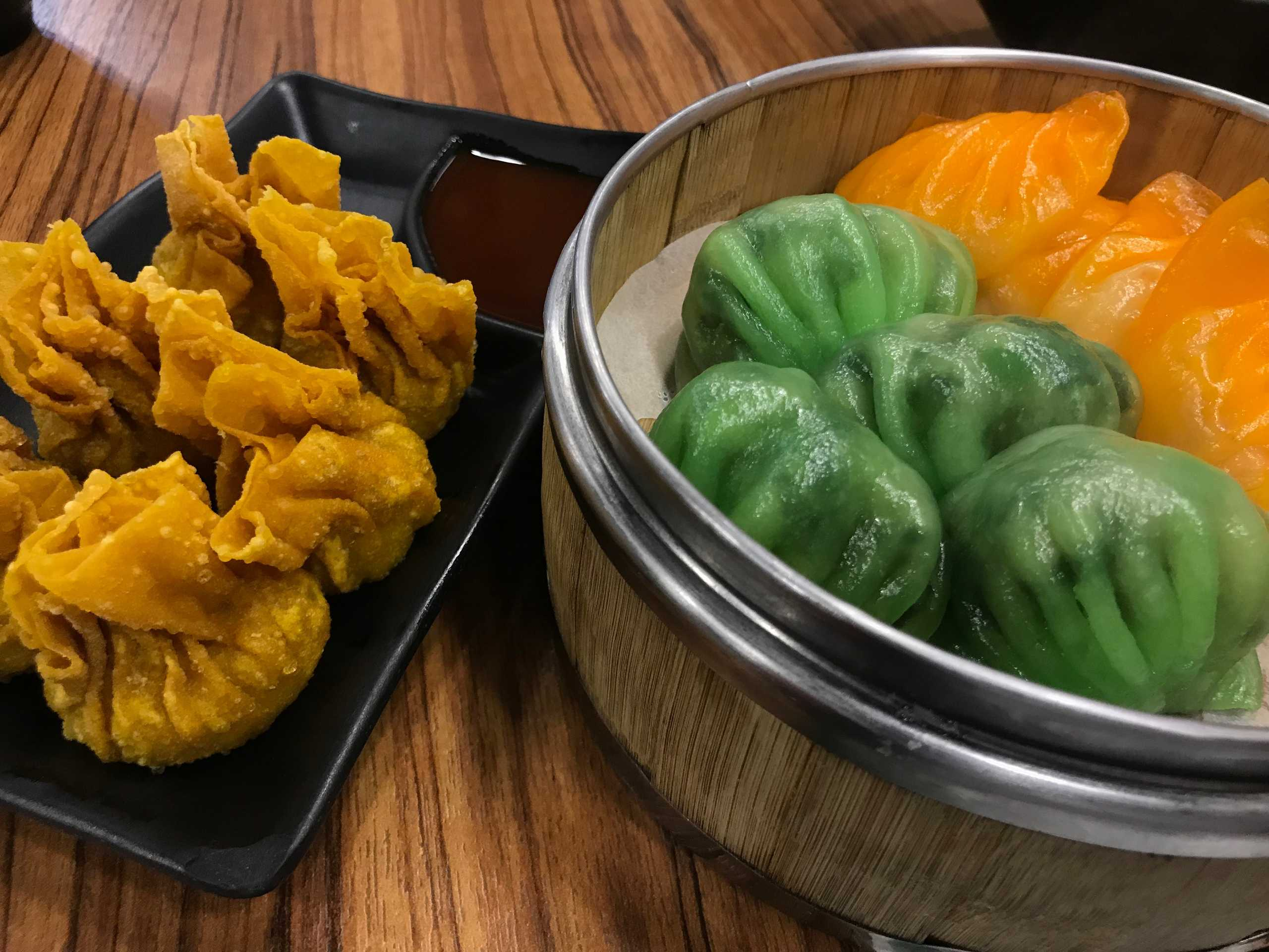 Macau's best dumpling places Dumpling Town