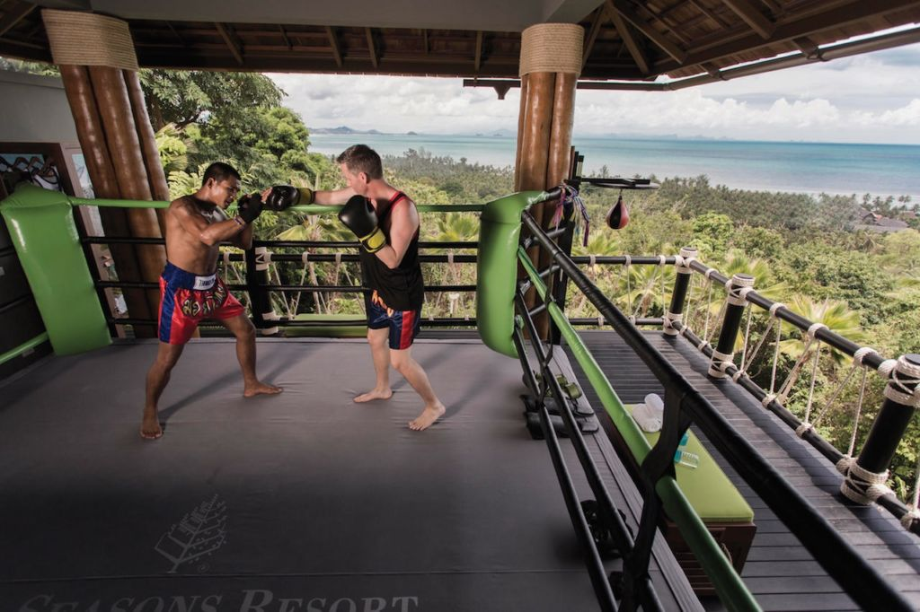 Four Seasons Koh Samui Muay Thai