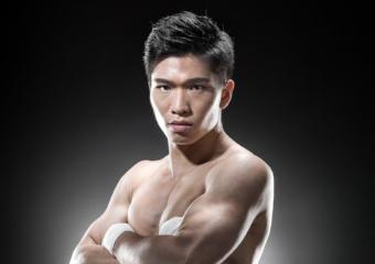 Macau Lifestyle Kuok Kun Ng boxer portrait