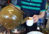 milk tea in Macau