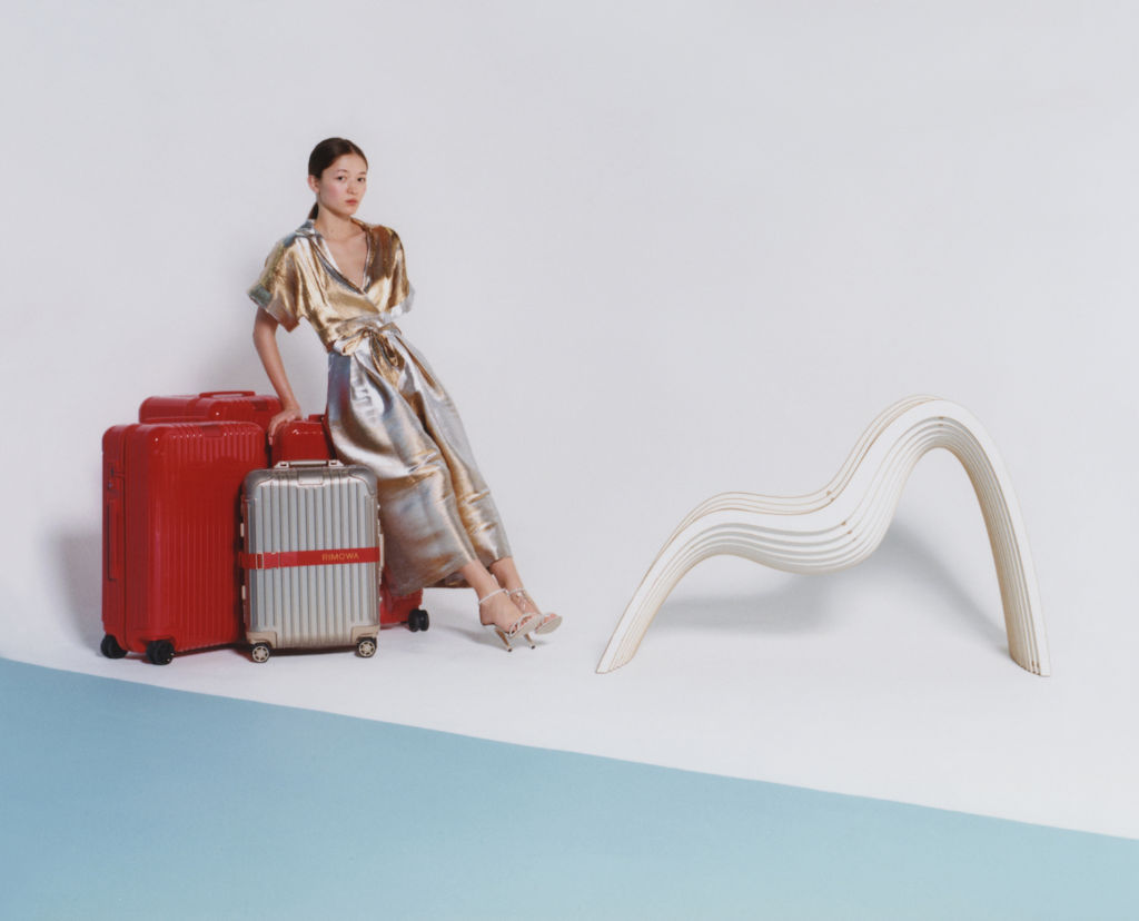 Rimowa luggage Macau