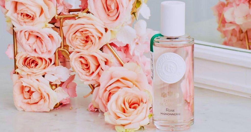 fragrances for spring Roger&Gallet HK-Rose Mignonnerie