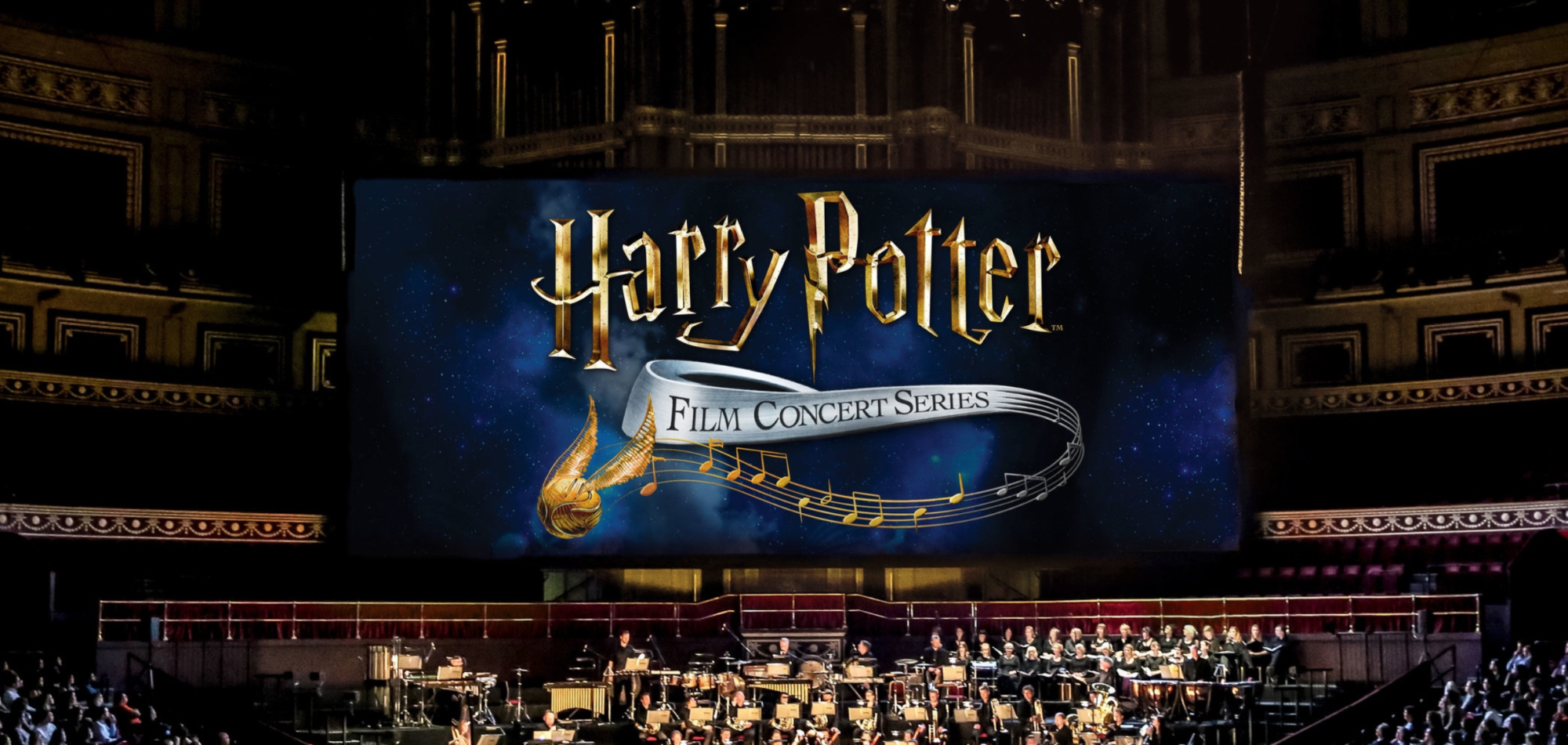 events macau april Harry Potter Film Concert Series 2019