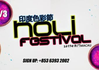 holi festival macau