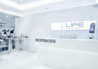 life project gym macau reception