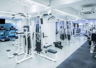 life project gym macau_equipment