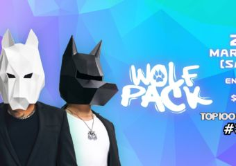 poster wolfpack at cubic