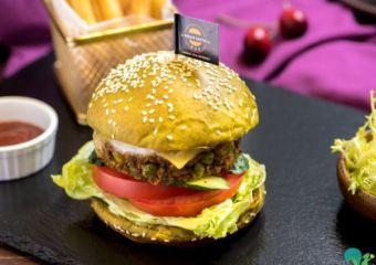 veggie castle burger