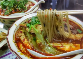 spicy food in Macau you yi chuan