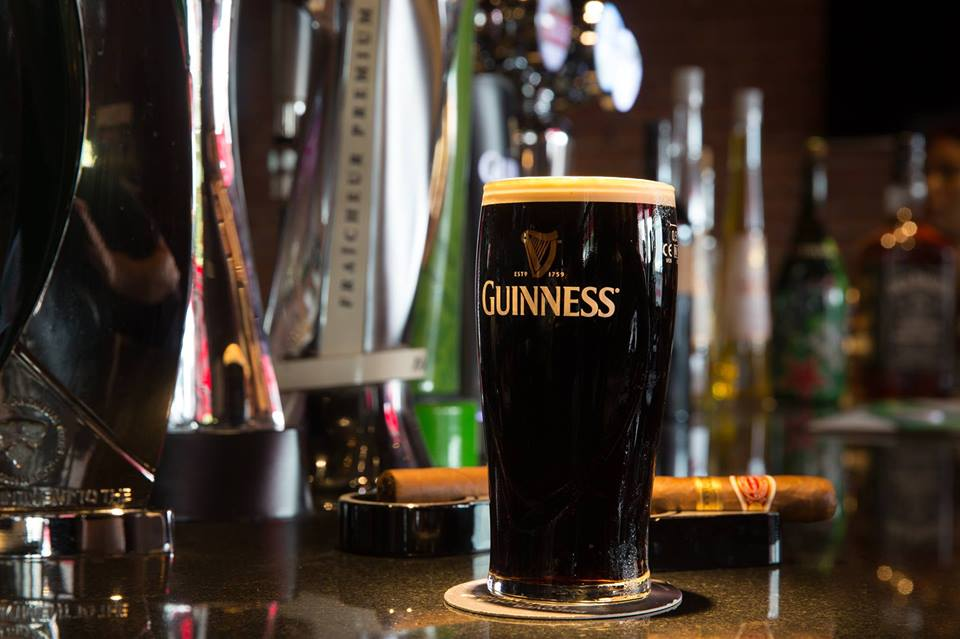 St. Patrick's Day Macau guiness the roadhouse
