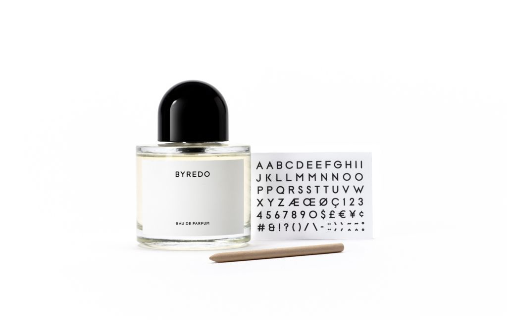 fragrances for spring BYREDO Unnamed Limited Reedition 100ml