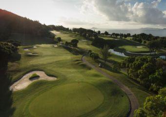 Golf in Macau