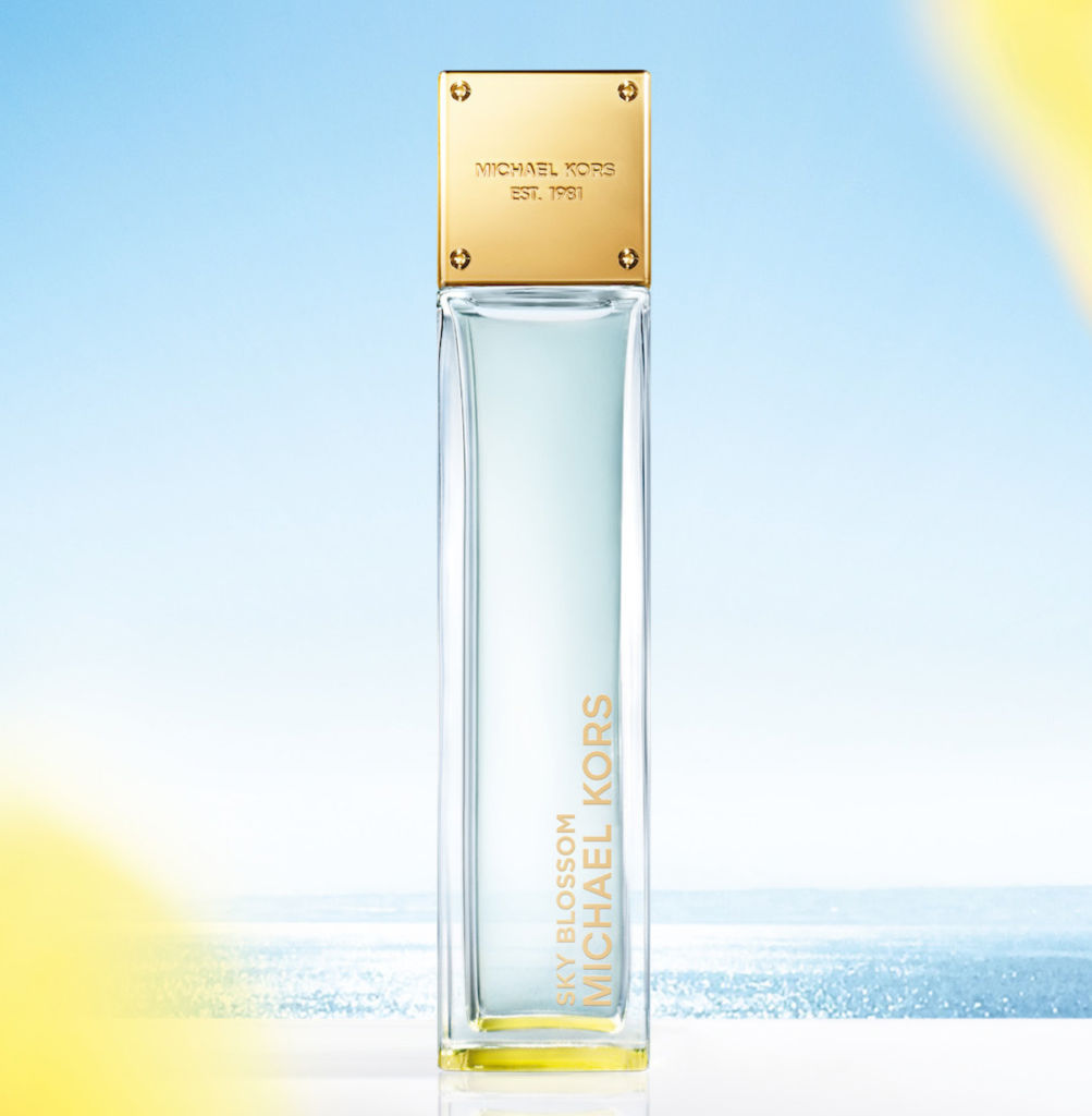 fragrances for spring Michael Kors Sky Blossom