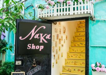 Naka Shop Taipa Village