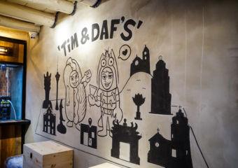TIM & DAF'S taipa village