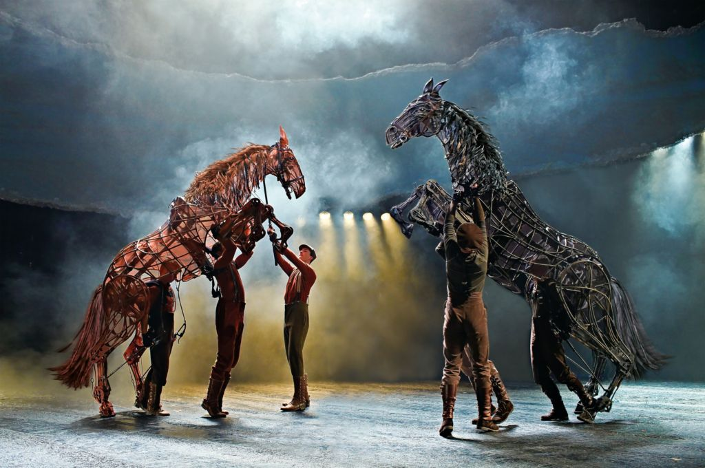 To do Hong kong May War Horse