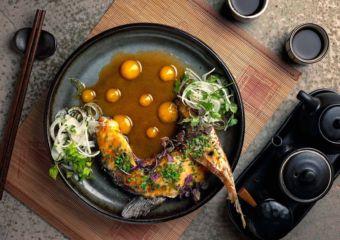 madame ching Vida Rica Restaurant