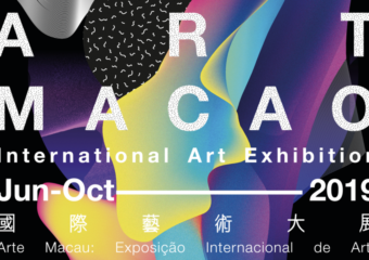 Art Macao International Art Exhibition 2019 poster
