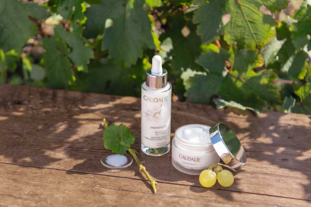 Beauty buys April Caudalie Serum jumbo nightcream