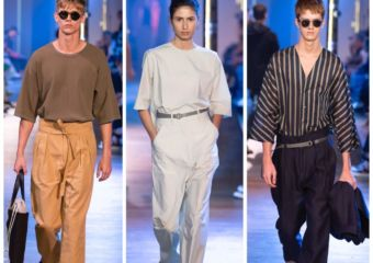 Cerruti 1881 Spring / Summer 2019 collection