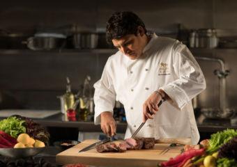 Chef Mauro Colagreco MGM
