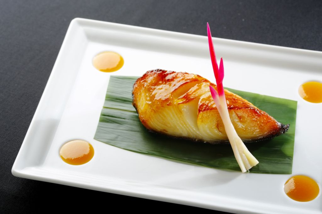 may hong kong Le French GourMay Great Chefs Black Cod Saikyo Yaki