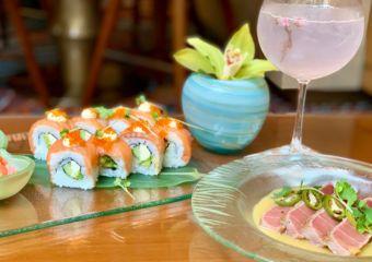 sashimi palms café