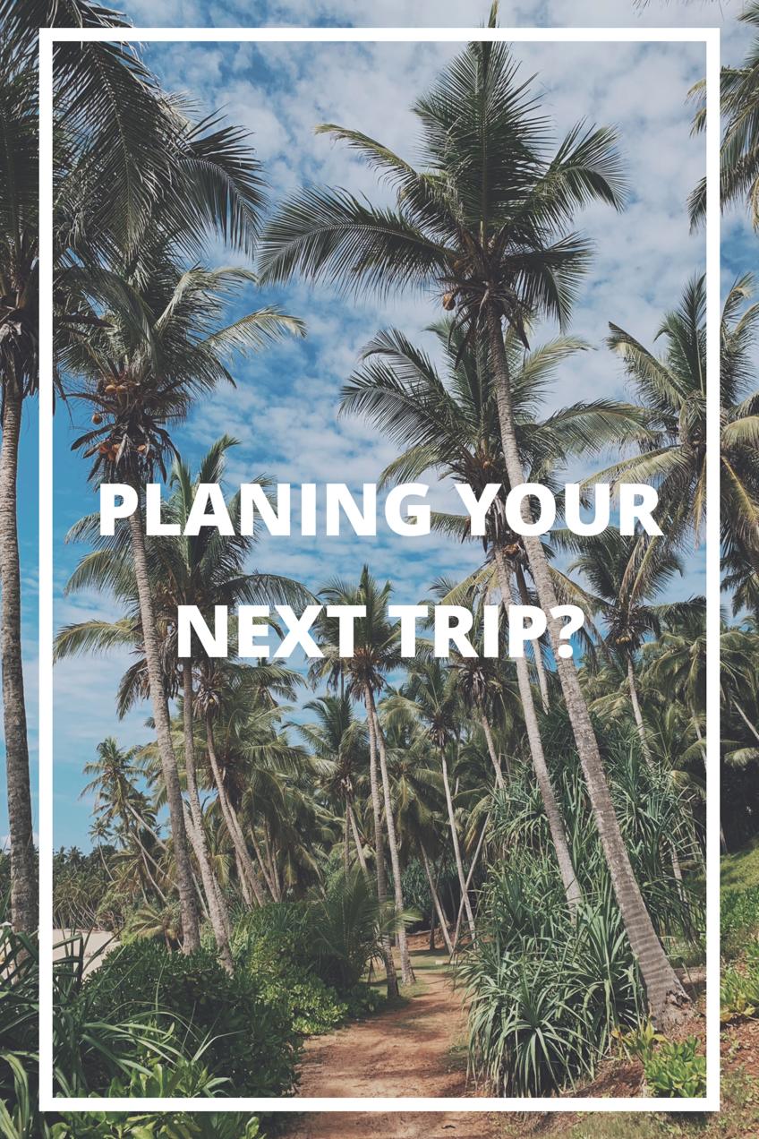 Macau Lifestyle website - Planning Your Next Trip banner