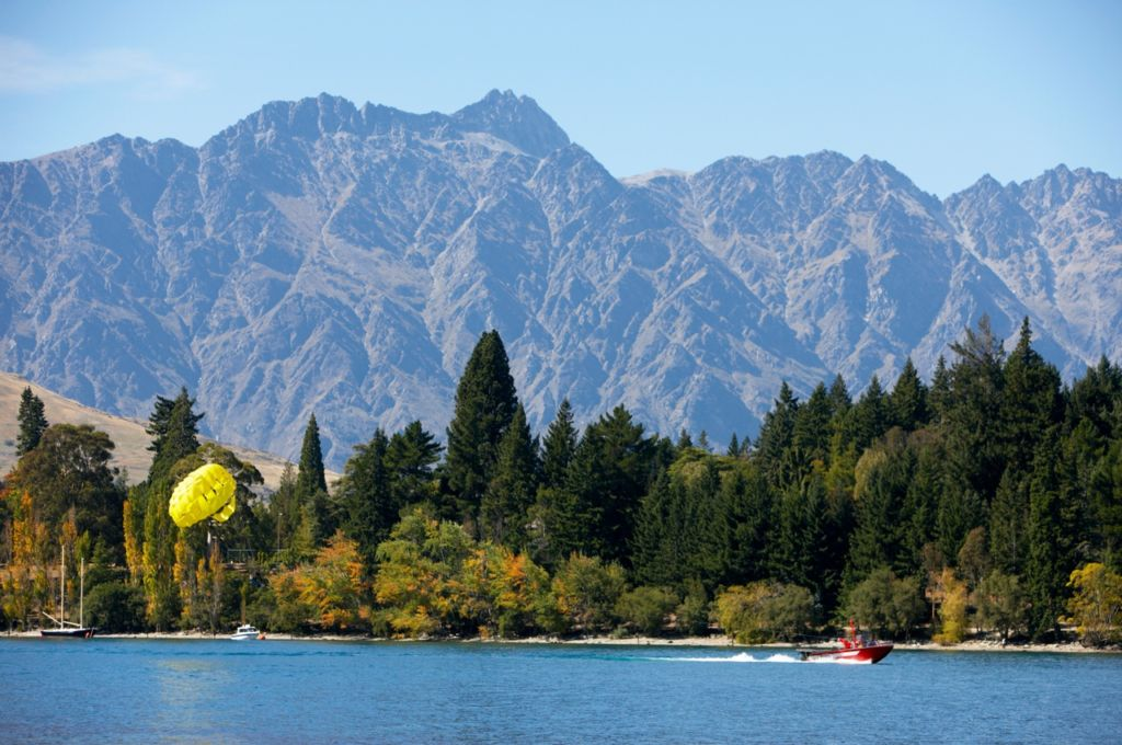 NZ Tourism Summer in Queenstown