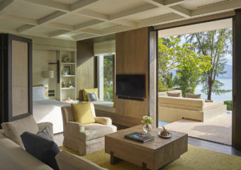 Rosewood Phuket hotel Oceanview Pool Pavilion