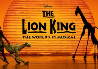 lion king 2019 December Hong Kong to do