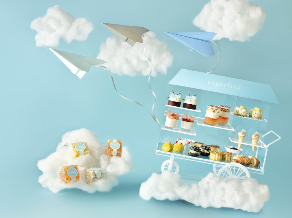 may hong kong Le French GourMay sugarfina