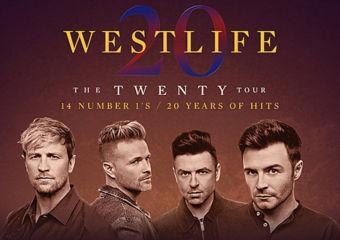 Westlife Live The Twenty Tour