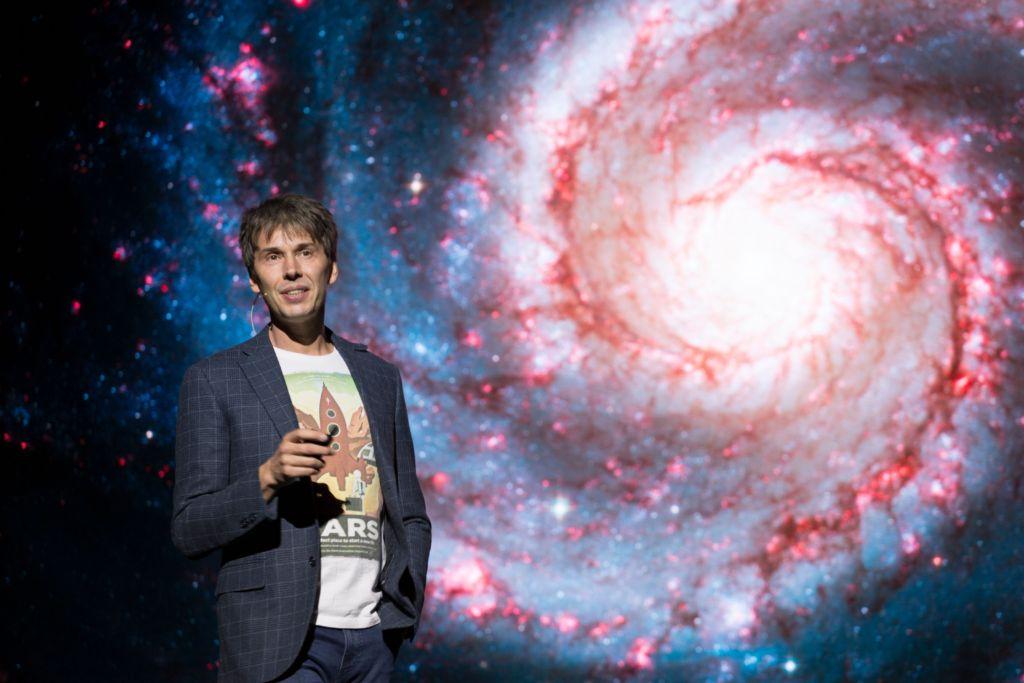 Brian Cox Solar System
