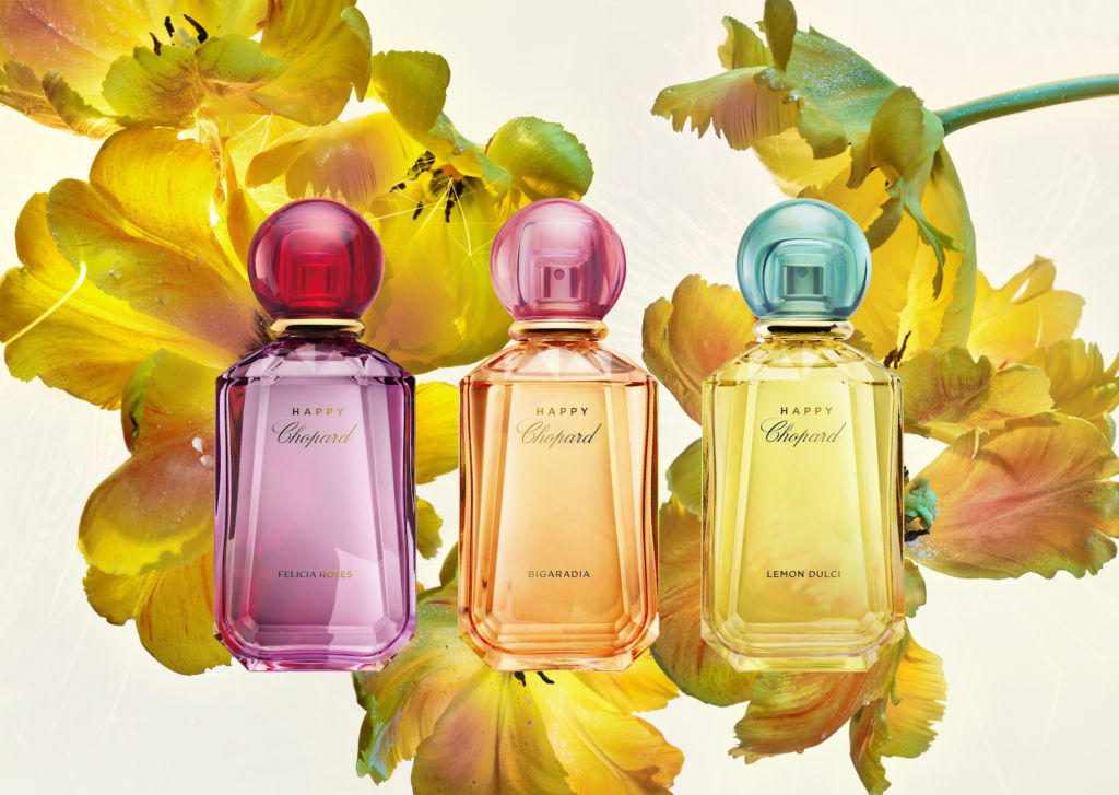summer scents Chopard