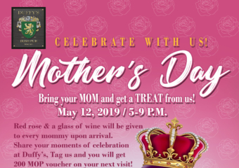 Duffys Mothers Day Poster 2019 (FINAL)