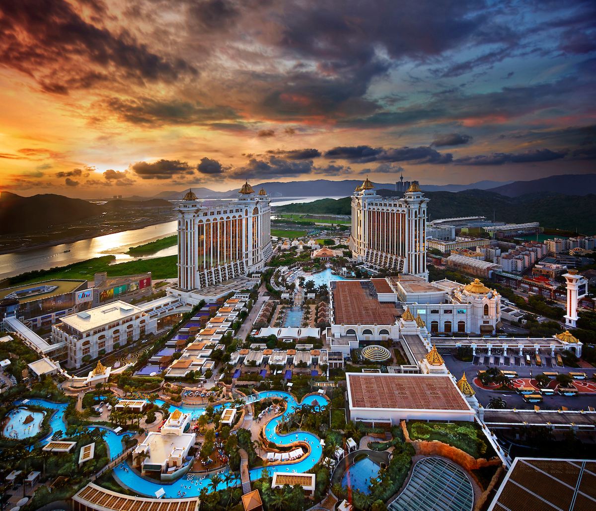 Galaxy Resort Macau Broadway