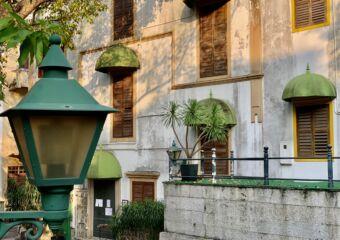 Lilau Square Lamp Detail Macau Lifestyle