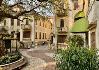 Lilau Square Macau Lifestyle