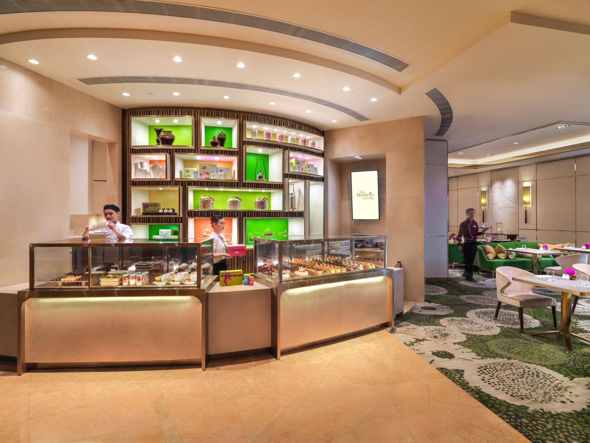 Macau_The Mandarin Cake Shop Exterior