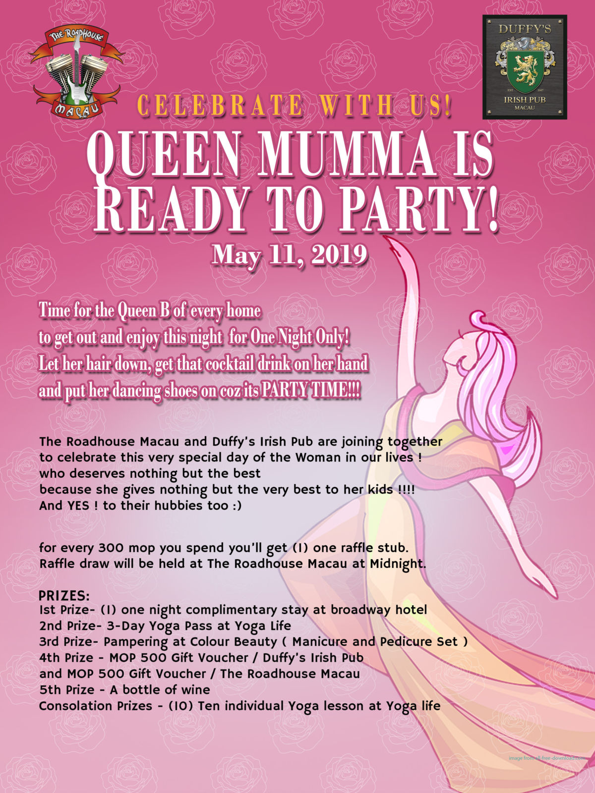 RH Macau's Mothers Day Poster 2019 2