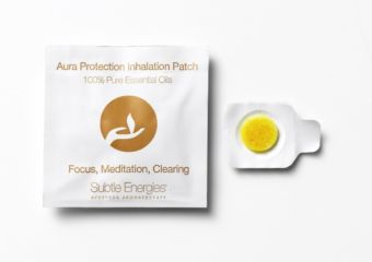 Subtle Energies Aura Protection Inhalation Patch