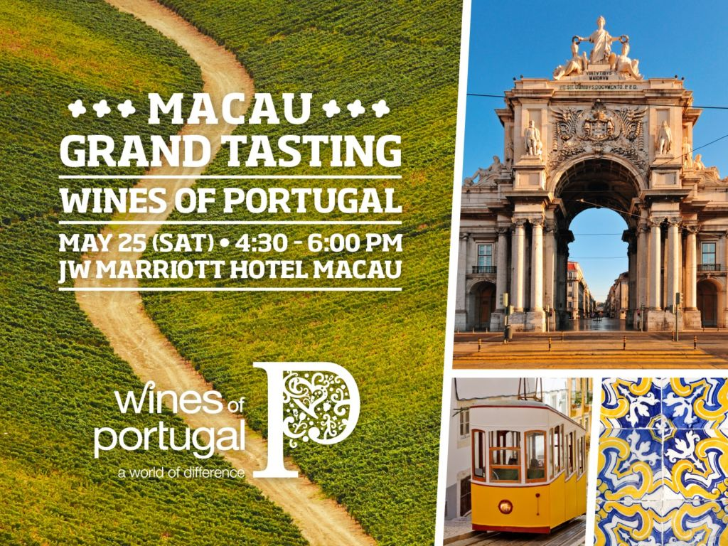 Wines of Portugal Grand Tasting Welcome to the World of Difference