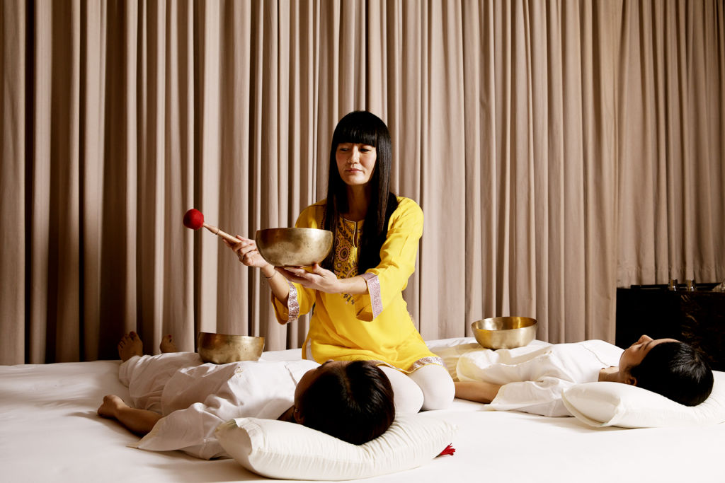 The Spa Sound Therapy Anne Braillard Mandarin Oriental Macau