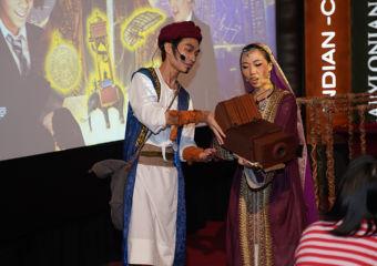 macau exhibition arabic