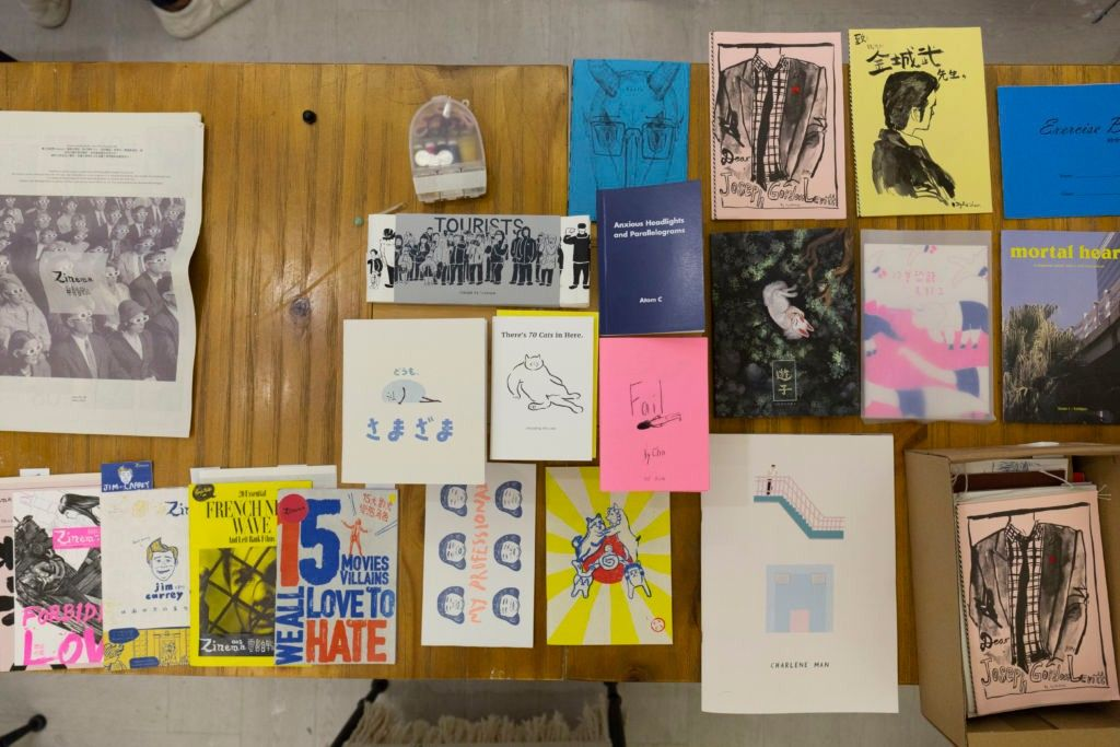 zine risograph workshop