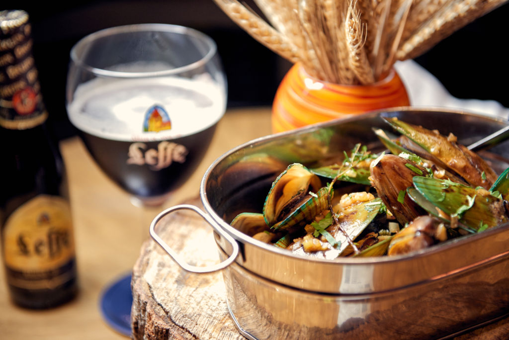 Palms Cafe and Bar Belgian Nights are back mussels